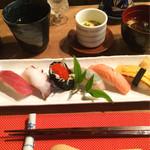 40505431 - 握り寿司・茶碗蒸し・お寿司