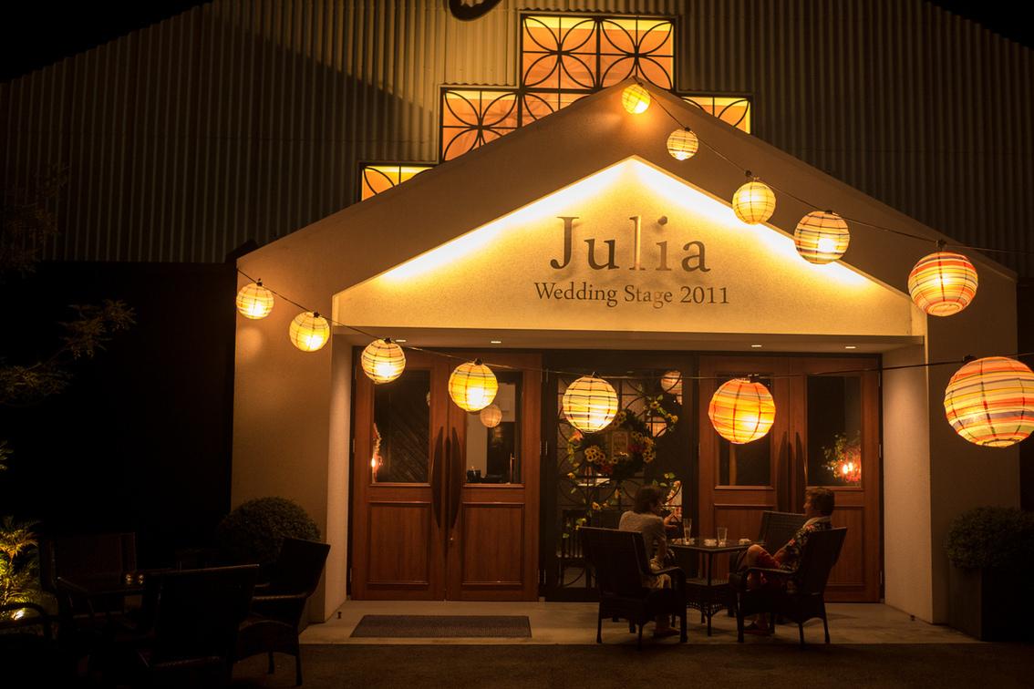 ジュリア ウェディングステージ