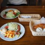 ラハイナ - 朝食