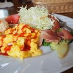 ラハイナ - 朝食プレート