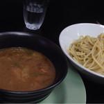 40507936 - 重厚つけ麺〜(^ー.゜)ノ¥850円☆