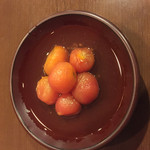 旬菜 喜いち - トマトのワイン煮