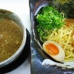 麺屋 夢人 - つけ麺150g。