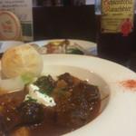 SONNE - お肉ほろほろベルギーの煮込み