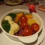 ルージュトマト - チーズフォンデュ用温野菜