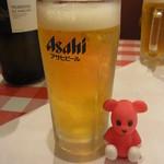 ルージュトマト - 生ビール
