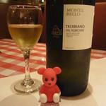 ルージュトマト - 量り売りの白ワイン