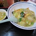 中華飯店一番 - 中華丼