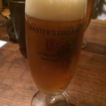 地鶏焼 とりや - 生ビール