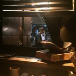 地鶏焼 とりや - 厨房