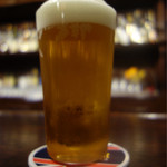 サンボア - 生ビールもあります。