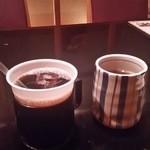 麹蔵 - アイスコーヒー(フリードリンク)