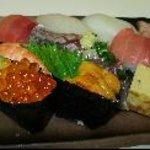 海鮮食堂まことや - 料理写真:特選上寿司