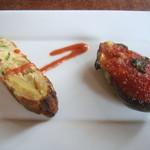 タントグラッツェ - 前菜