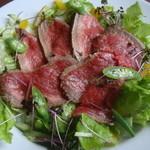 タントグラッツェ - 山形県産黒毛和牛のローストビーフ丼 1,400円