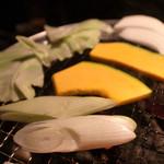 焼肉家すみび - 野菜もね~~