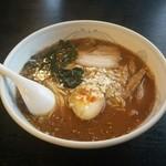 やまむろラーメン - 料理写真:味噌ラーメン(税込\626)
