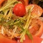 魚の蔵 - トマトサラダ