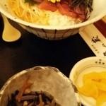 魚の蔵 - マグロ丼定食