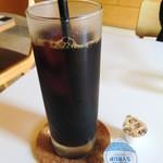 祐天寺カフェ - アイスコーヒー