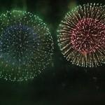湯沢ニューオータニ - 昨夜の大花火