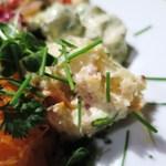ゴン アルブル - ポテトサラダ