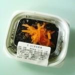 日本ばし大増 - 料理写真:ひじき五目煮。