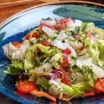 美ら海海鮮サラダ