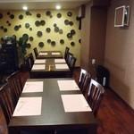 イタリアンな和食 大黒食導 - テーブルを繋げて宴会もOK