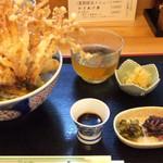 天丼 平右衛門 - 天丼1100円