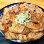 銀の舞 - 銀の舞豚丼!!美味さ別格