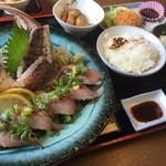 Keinohamanosato - あじ定食
