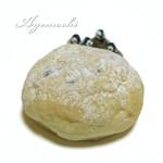 Aコープ オランヴェル ブレッドハウス - 料理写真:白いアンパン。正式名称は失念...
