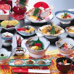 三楽 - お祝い料理 4,300円(税込)