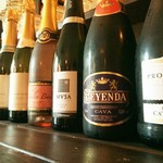 ボトルワイン スパークリング、白、赤、ロゼ Bottle Wine