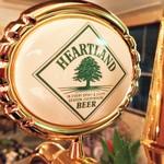 """生ビール ハートランド Beer on tap """"Kirin Heatland"""""""