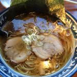 40528924 - 蔵特製ラーメン・あっさり細麺(2015.8)