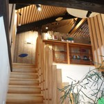廣榮堂 - 2階はギャラリーになっています