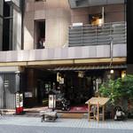 銀座 鮨青木 - 銀座タカハシビルの2階