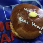 ヴィ・ド・フランス カフェ - やわらかミルククリームパン