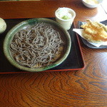 手打ち蕎麦や さ和味 - 2015/6  天田舎