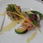 パサージュ 琴海 - 前菜
