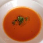 カラパン - トマト冷製スープ