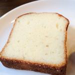オーブン・ミトン カフェ - バニラパウンドケーキ