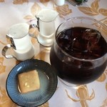 枯山水 - アイスコーヒーセットのアイスコーヒービック