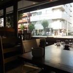 カフェ コハナ - 店内