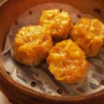 肉汁水餃子 餃包 - 燻製肉シューマイ