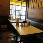 龍朋 - どの街にも一軒はありそうな中華屋さん2