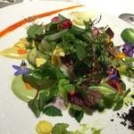 オーグードゥジュール メルヴェイユ 博多 - 九州野菜のガルグイユ