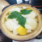 姫松屋 - 具雑煮